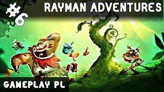 RAYMAN ADVENTURES PL #6 | Stworek Fuji i Złota Zdrapka!
