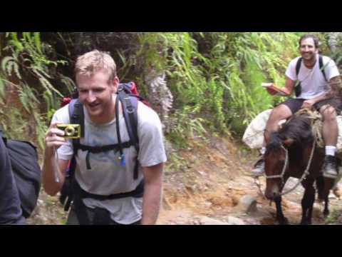 Dominican Republic (A journey to Hike Pico Duarte)