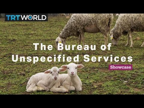 The Bureau of Unspecified Services | Exhibitions | Showcase