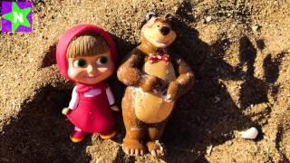 Маша и медведь Новые серии 2017- на море