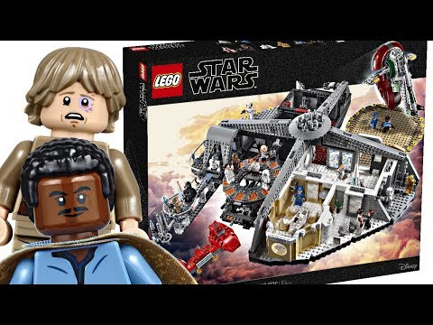 LEGO Star Wars Cloud City 2018 set - We've waited 15 years for this!