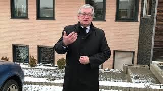 Landtags-Vizepräsident Hans-Josef Bracht ruft zum Wählen auf