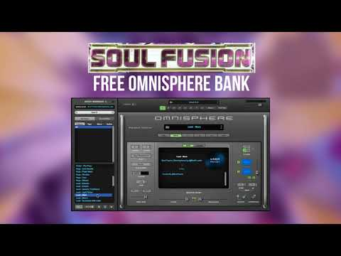 FREE Omnisphere 2 Preset Bank