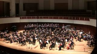 Ballad of Commander Shepherd - Mass Effect - Orchestrated - UM Gamer Symphony Orchestra Spring 2014