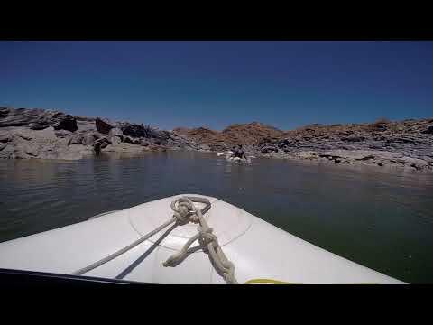 Orange River Adventure - Big Bunny Rapid -