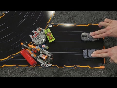 Why Australia's NBN is so slow -- explained with toy cars!