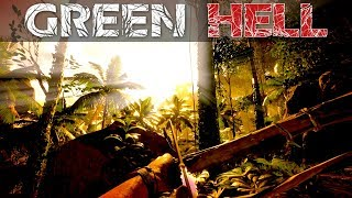Green Hell #010 | Jagd auf Großwild | Gameplay German Deutsch thumbnail