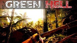 Green Hell #010 | Jagd auf Großwild | Gameplay German Deutsch thumbnail