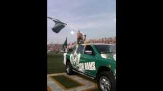 Demo: Sideline Reporter - CSU FB Network Radio - 06082013