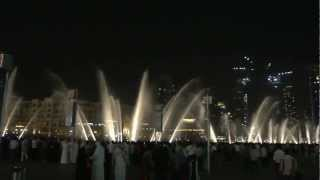Dubai Fountain (Take Me To Your Heart) Chinese Version