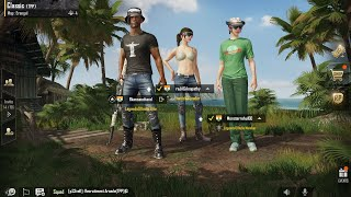 PUBG MOBILE Play In HATEタ Team's