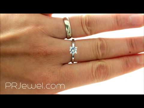 Cheap Sterling Silver Wedding Ring
