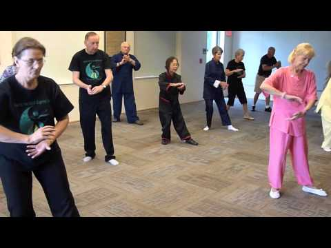 World Tai Chi and Qi Gong Day 2015