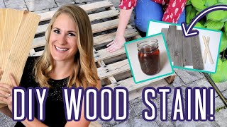 TRASH TO TREASURE PALLET DECOR! ? You HAVE to try this trick!