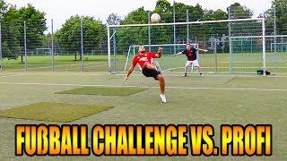 HEFTIGSTER FALLRÜCKZIEHER | Fußball Challenge vs. Cubanito | ViscaBarca