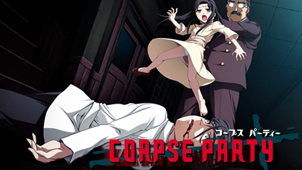 Sachiko S Death Corpse Party Chapter 5 Part 5 Youtube