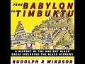 1 Million Black Jews fled into Africa: Answers to Rudolph Windsor book in Josephus