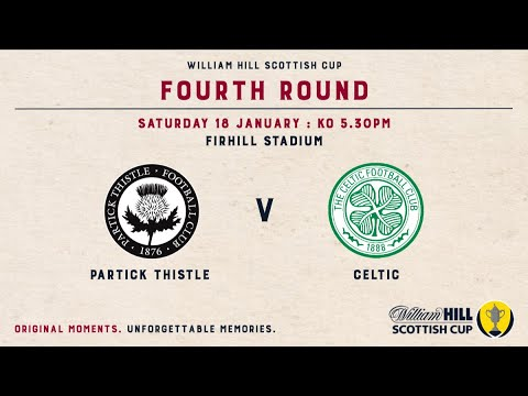 Partick Thistle Celtic Goals And Highlights