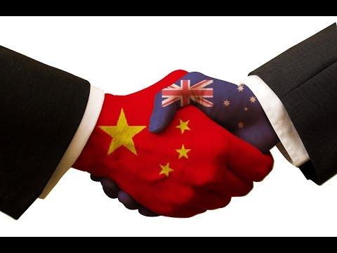 China-Australia bilateral trade grow considerably
