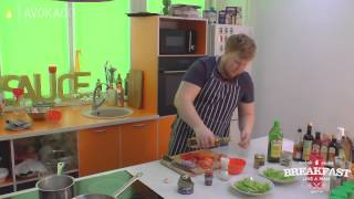 Завтрак по-мужски: салат нисуаз