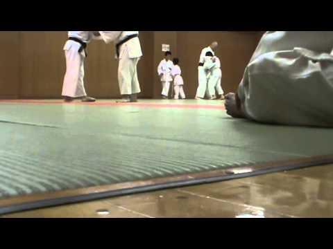Entraînement JUDO Avec les MASTERS au Dojo du centre sportif de Shibuya situé à Hatagaya