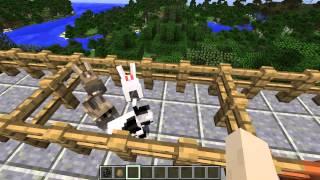 Minecraft 1.8 pre 3 - Alle Neuerungen - Kaninchen / Meerestempel / Wächter [DEUTSCH][HD]