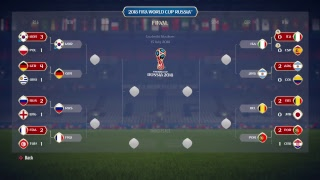 World Cup - Korean vs Poland  Round16