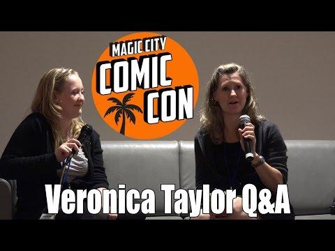 Veronica Taylor Q&A