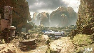 Halo 5 Sanctum Warzone Firefight AA/Ultra Wraith and ONI Scropion