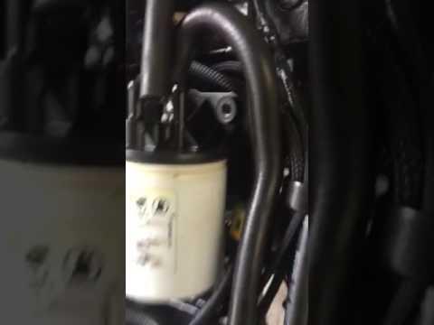Evinrude ETec 175 fuel filter stuck - YouTubeYouTube