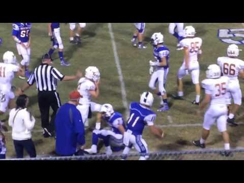 Marengo Academy vs South Choctaw Academy Highlights: 10/21/16