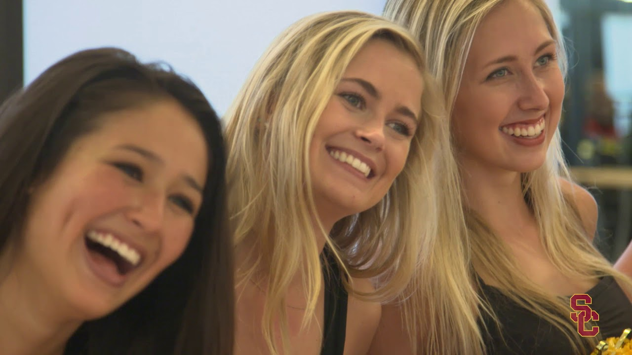 Usc song girls boot camp 2017 youtube usc song girls boot camp 2017 sciox Image collections