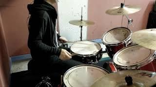【叩いてみた】9999-Breaking The Hide / THE YELLOW MONKEY Drums cover.