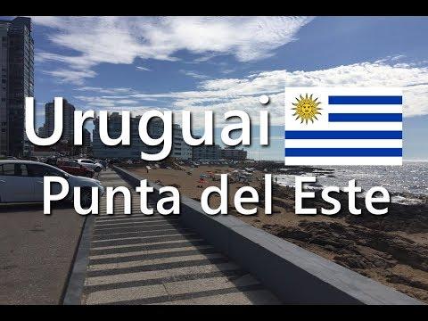 Punta del Este Uruguai video Viagem( Uruguay travel ) -Kadu CN-