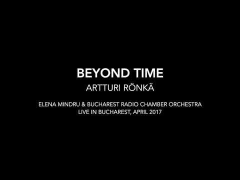 Beyond Time - Elena Mindru & Bucharest Radio Chamber Orchestra