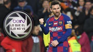 Lo Que el Ojo no Ve - Lionel Messi ante el Mallorca