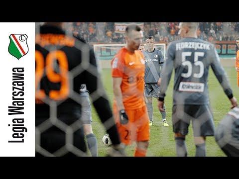 Kulisy meczu Zagłębie Lubin - Legia Warszawa