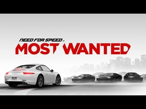 Need for Speed™ Most Wanted - Universal - HD Gameplay Trailer