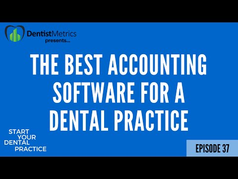 The Best Accounting Software For A Dental Practice