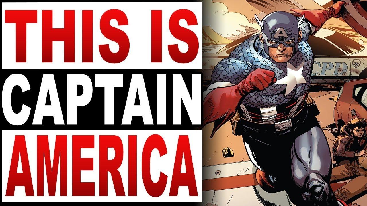 Ta-Nehisi Coates Proves He Gets Captain America In Marvel Fresh Start! 14c4441c0616