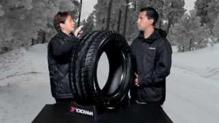 yokohama tire tips winter tires