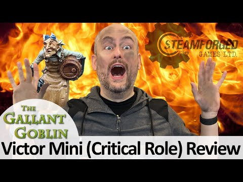 Victor Review - Critical Role Minis - Steamforged Games