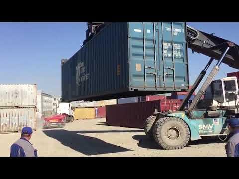 Перевозка контейнеров - А-Сервис