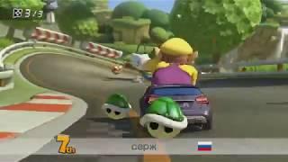 Mario Kart 8 Deluxe - Worldwide Noob PvP Racing