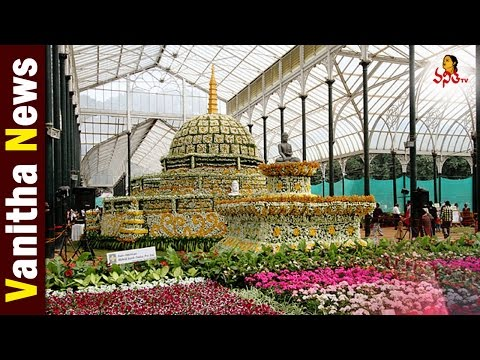 Flowers Show at Lalbagh Gardens || Bangalore || Vanitha News || Vanitha TV