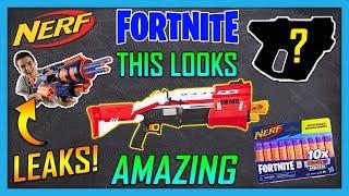 MORE New 2019 Nerf Fortnite: TS Blaster, Leaked Elite Trilogy, Rival Heracles | Nerf News