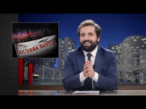 GREG NEWS   GUERRA SANTA