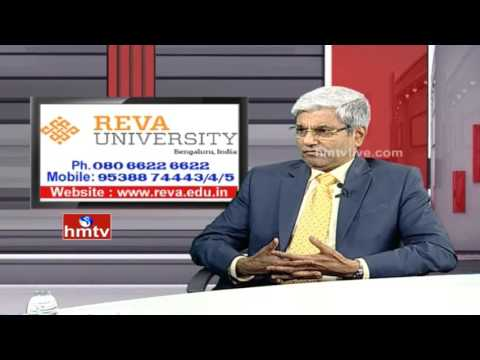 REVA University Undergraduate,Postgraduate Courses by Chancellor Shyama Raju | Career Times | HMTV