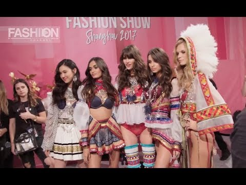 VICTORIA'S SECRET 2017 | Episode 8 - It's Showtime! - Fashion Channel