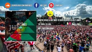 The Jungle vs Lion - Dimitri Vegas & Like Mike vs Bassjackers vs Olly James (Mr. Fabz Mashup)
